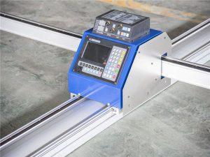 برش فلزی پلاسما 1300x2500mm CNC با دستگاه های کم مصرف پلاسما cnc استفاده می شود