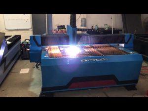 فروش داغ CNC دستگاه برش پلاسما فلز / فروش برش پلاسما