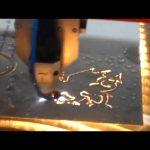 دستگاه برش CNC پلاسما قابل حمل از فولاد ضد زنگ 1325