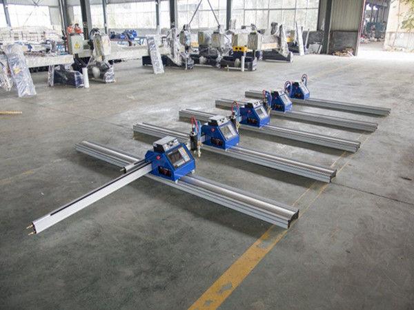 دستگاه برش پلاسما CNC 180W قابل حمل برای برش فلز ضخیم 6 - 150 میلی متر