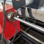2018 دستگاه برش لوله فلزی پلاسما نوع قابل حمل ، دستگاه برش لوله فلزی cnc