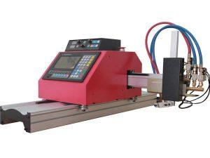 فروش گرم دستگاه برش پلاستیکی قابل حمل cnc شعله پلاستیکی با THC برای فولاد