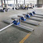 دستگاه تراش قابل حمل 2 * 3 متر ساخته شده توسط دستگاه برش پلاسما ارزان قیمت CNC است