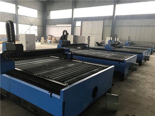 صفحات فلزی Alibaba China Sheet Metal cnc دستگاه برش پلاسما برش پلاسما 1325 برای فولاد ضد زنگ