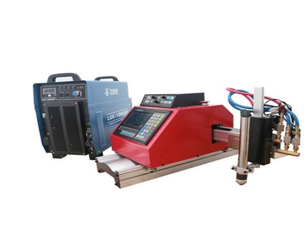 دستگاه برش اتوماتیک قابل حمل CNC پلاسما برای آلومینیوم از جنس استنلس استیل