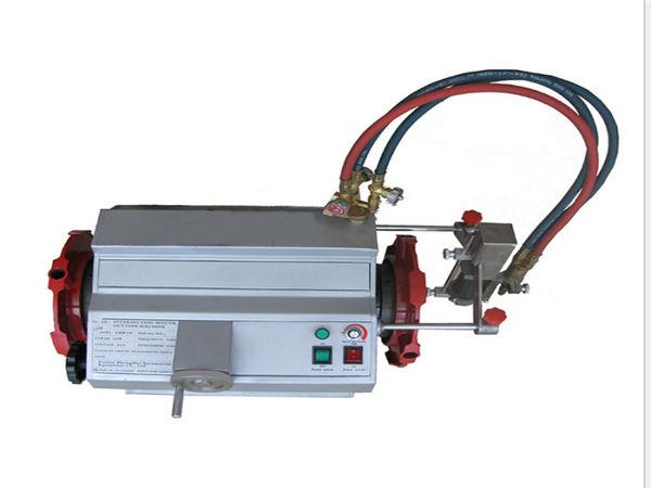 دستگاه برش لوله از فولاد ضد زنگ پلاسما CNC