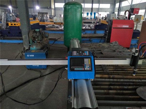 دستگاه برش گاز قابل حمل cnc قیمت ارزان قیمت برای ورق فلزی
