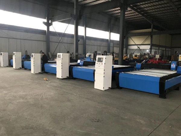 قیمت تخفیف 1530 دستگاه برش میز پلاسما CNC