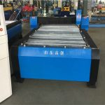 دستگاه برش فلز پلاستیک لوله cnc سنگین برای فولاد ضد زنگ / فولاد کربن / آهن