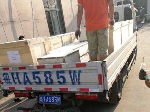 بسته بندی Jiaxin