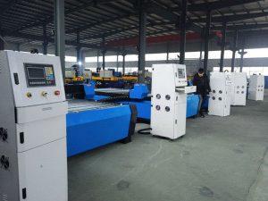 دستگاه برش ورق جینان CNC برش پلاسما ارزان قیمت 1325