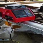 دستگاه برش عددی قابل حمل / دستگاه برش پلاسما فلز