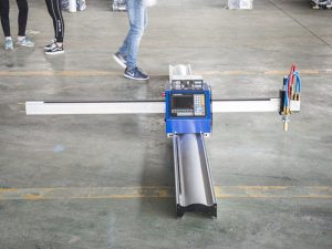 سرویس فیلیپین دستگاه برش مینی CNC در خارج از کشور