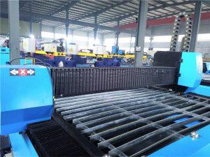 دستگاه برش فلز عملی و اقتصادی با دقت بالا / عملکرد بالا / دستگاه برش پلاسما CNC zk1530