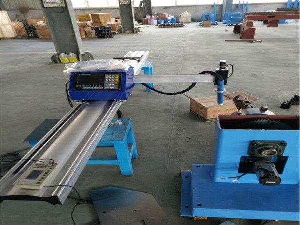 قطر لوله 30 تا 300 دستگاه برش لوله cnc قابل حمل است