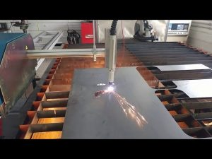 زنبور عسل چینی آسان کارکرد دقیق برش فلز قابل حمل cnc برش شعله پلاسما