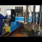 دستگاه برش فلز پلاسما ماشین سنگین gantry