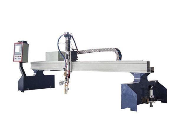 دستگاه برش پلاسما و شعله cnc برای فلز مسطح و لوله