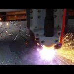cnc دستگاه برش شعله پلاسما با خنک کننده آب برای فروش گرم