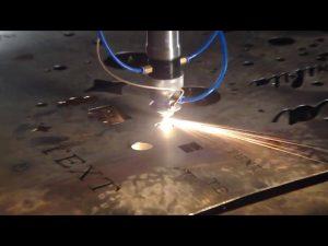 ساخته شده در تضمین تجارت چین ارزان قیمت دستگاه برش قابل حمل CNC برش پلاسما برای فلز فولاد ضد زنگ
