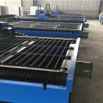 metal&metallurgy machinery g code plasma cnc cutting machine