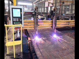 طراحی جدید وظیفه نور با کیفیت بالا فلز cnc برش پلاسما دستگاه برش کیت پلاسما