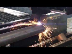 فروش دستگاه برش پلاسما cnc با برش پلاسما ، برش پلاسما برای لوله های فلزی