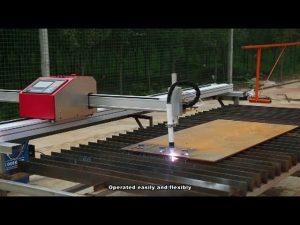دستگاه برش پلاسما cnc کوچک با کنترل فشار ARC ، برش پلاسما