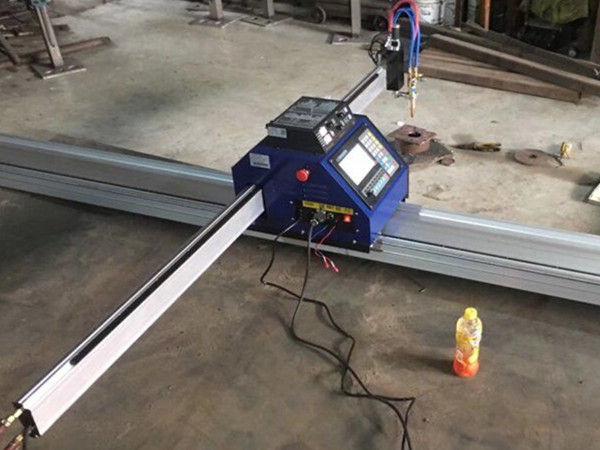 دستگاه برش پلاسما بشقاب CNC کوچک 1530 قابل حمل CNC Metal Metal PlasmaFlame برش ورق فلز برای فروش