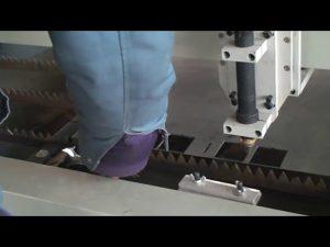 دستگاه برش پلاسما 22 25 سانتی متر 200A CNC برای فلز